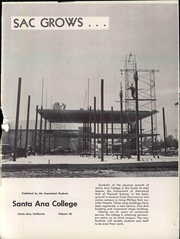 Page 7, 1956 Edition, Santa Ana Junior College - Del Ano Yearbook (Santa Ana, CA) online yearbook collection