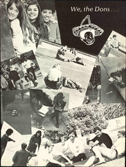 Page 7, 1970 Edition, Santa Ana Junior College - Del Ano Yearbook (Santa Ana, CA) online yearbook collection