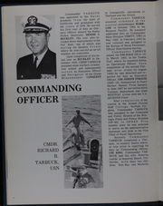 Page 11, 1972 Edition, King (DLG 10) - Naval Cruise Book online yearbook collection