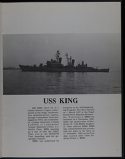 Page 12, 1972 Edition, King (DLG 10) - Naval Cruise Book online yearbook collection