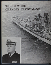 Page 13, 1972 Edition, King (DLG 10) - Naval Cruise Book online yearbook collection