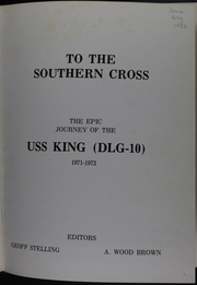 Page 6, 1972 Edition, King (DLG 10) - Naval Cruise Book online yearbook collection