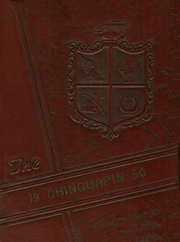 1950 Edition, Natchitoches High School - Chinquapin Yearbook (Natchitoches, LA)