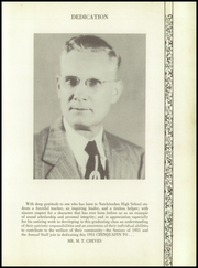 Page 9, 1951 Edition, Natchitoches High School - Chinquapin Yearbook (Natchitoches, LA) online yearbook collection