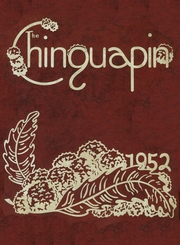 1952 Edition, Natchitoches High School - Chinquapin Yearbook (Natchitoches, LA)