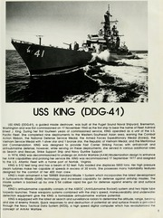 Page 5, 1981 Edition, King (DDG 41) - Naval Cruise Book online yearbook collection