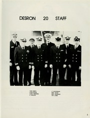 Page 7, 1981 Edition, King (DDG 41) - Naval Cruise Book online yearbook collection