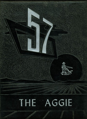 Page 1, 1957 Edition, Choudrant High School - Aggie Yearbook (Choudrant, LA) online yearbook collection