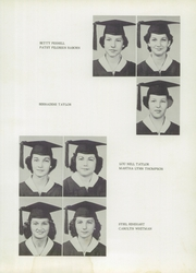 Page 15, 1957 Edition, Choudrant High School - Aggie Yearbook (Choudrant, LA) online yearbook collection