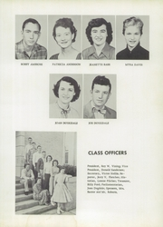 Page 17, 1957 Edition, Choudrant High School - Aggie Yearbook (Choudrant, LA) online yearbook collection