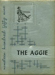 Page 1, 1959 Edition, Choudrant High School - Aggie Yearbook (Choudrant, LA) online yearbook collection