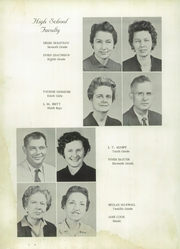 Page 10, 1959 Edition, Choudrant High School - Aggie Yearbook (Choudrant, LA) online yearbook collection