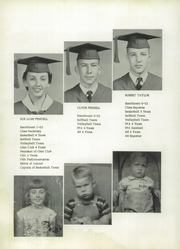 Page 14, 1959 Edition, Choudrant High School - Aggie Yearbook (Choudrant, LA) online yearbook collection