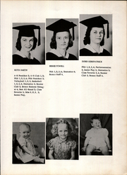 Page 15, 1959 Edition, Simpson High School - Bronco Yearbook (Simpson, LA) online yearbook collection