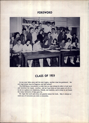 Page 6, 1959 Edition, Simpson High School - Bronco Yearbook (Simpson, LA) online yearbook collection