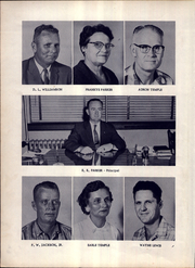 Page 8, 1959 Edition, Simpson High School - Bronco Yearbook (Simpson, LA) online yearbook collection