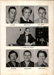 Page 9, 1959 Edition, Simpson High School - Bronco Yearbook (Simpson, LA) online yearbook collection