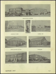 Page 11, 1947 Edition, Dubach High School - Rattler Yearbook (Dubach, LA) online yearbook collection