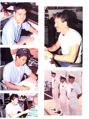 Page 17, 1990 Edition, Kinkaid (DD 965) - Naval Cruise Book online yearbook collection