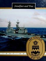 1998 Edition, Kinkaid (DD 965) - Naval Cruise Book