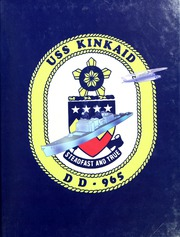 1999 Edition, Kinkaid (DD 965) - Naval Cruise Book