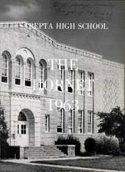 Page 7, 1963 Edition, Sarepta High School - Hornet Yearbook (Sarepta, LA) online yearbook collection