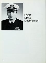 Page 10, 1988 Edition, Kirk (FF 1087) - Naval Cruise Book online yearbook collection