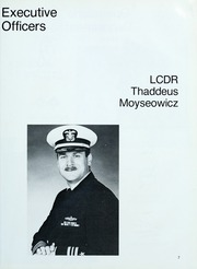 Page 11, 1988 Edition, Kirk (FF 1087) - Naval Cruise Book online yearbook collection