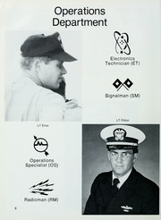 Page 12, 1988 Edition, Kirk (FF 1087) - Naval Cruise Book online yearbook collection