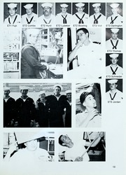 Page 17, 1988 Edition, Kirk (FF 1087) - Naval Cruise Book online yearbook collection