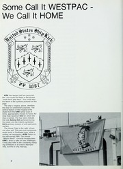 Page 6, 1988 Edition, Kirk (FF 1087) - Naval Cruise Book online yearbook collection
