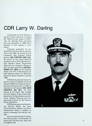 Page 9, 1988 Edition, Kirk (FF 1087) - Naval Cruise Book online yearbook collection