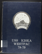 1979 Edition, Kiska (AE 35) - Naval Cruise Book