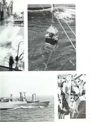 Page 13, 1985 Edition, Kiska (AE 35) - Naval Cruise Book online yearbook collection