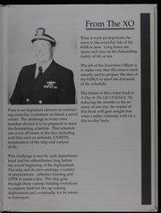Page 9, 1991 Edition, Kiska (AE 35) - Naval Cruise Book online yearbook collection