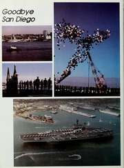 Page 14, 1987 Edition, Kitty Hawk (CV 63) - Naval Cruise Book online yearbook collection