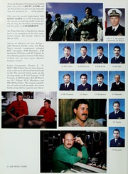 Page 16, 1987 Edition, Kitty Hawk (CV 63) - Naval Cruise Book online yearbook collection