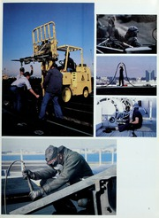 Page 7, 1987 Edition, Kitty Hawk (CV 63) - Naval Cruise Book online yearbook collection