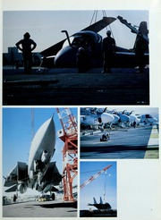 Page 9, 1987 Edition, Kitty Hawk (CV 63) - Naval Cruise Book online yearbook collection