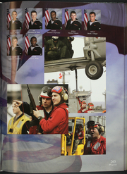 Page 277, 2006 Edition, Kitty Hawk (CV 63) - Naval Cruise Book online yearbook collection