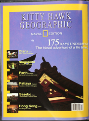 Page 33, 2006 Edition, Kitty Hawk (CV 63) - Naval Cruise Book online yearbook collection