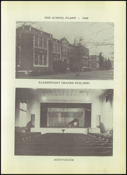 Page 17, 1948 Edition, Gibsland High School - Eagle Yearbook (Gibsland, LA) online yearbook collection