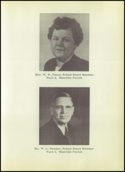 Page 29, 1948 Edition, Gibsland High School - Eagle Yearbook (Gibsland, LA) online yearbook collection