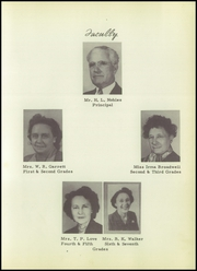 Page 31, 1948 Edition, Gibsland High School - Eagle Yearbook (Gibsland, LA) online yearbook collection