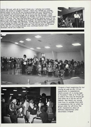 Page 15, 1980 Edition, Bethany Christian School - Dove Yearbook (Baker, LA) online yearbook collection
