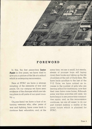 Page 10, 1946 Edition, Arlington State College - Reveille Yearbook (Arlington, TX) online yearbook collection