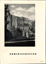 Page 12, 1946 Edition, Arlington State College - Reveille Yearbook (Arlington, TX) online yearbook collection
