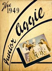 1949 Edition, Arlington State College - Reveille Yearbook (Arlington, TX)