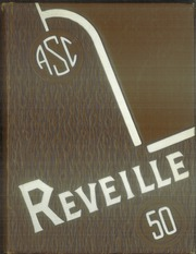 Arlington State College - Reveille Yearbook (Arlington, TX) online yearbook collection, 1950 Edition, Page 1
