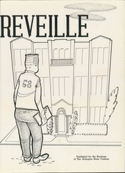 Page 5, 1958 Edition, Arlington State College - Reveille Yearbook (Arlington, TX) online yearbook collection